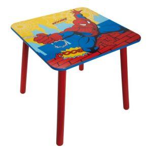 Fun House 711765 - Table carrée Spiderman