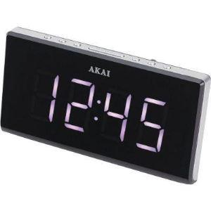 Akai AC-136KS - Radio réveil Gaia
