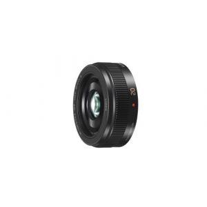 Panasonic H-H020A - Objectif - 20 mm - f/1.7 G II ASPH