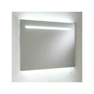 miroir eclairant de salle de bain comparer 159 offres. Black Bedroom Furniture Sets. Home Design Ideas