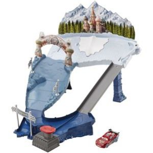 Mattel Cars Piste Ice Racers