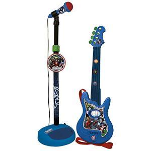Reig Musicales 1652 - Guitare et micro Avengers