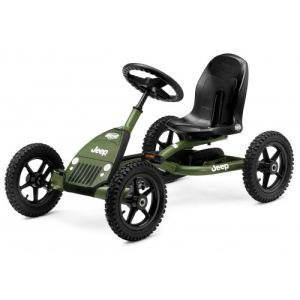 Berg Toys Kart à pédales Jeep Junior