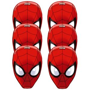 6 Masques The Amazing Spiderman