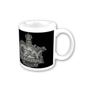 Loud distribution Mug Black Sabbath Ozzy Osbourne Logo argenté