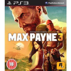 Max Payne 3 sur PS3