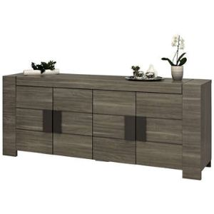 buffet salon conforama comparer 219 offres. Black Bedroom Furniture Sets. Home Design Ideas