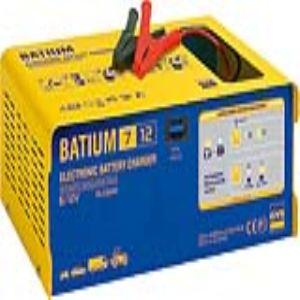 GYS BATIUM 7-12 - Chargeur de batteries automatique (024496)