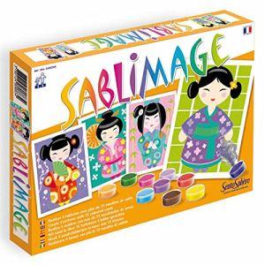 Sentosphère Sablimage - Kokeshi