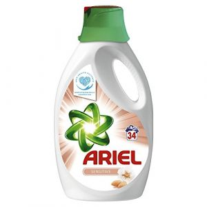 Ariel Lessive liquide Sensitive 34 lavages 2,21 L