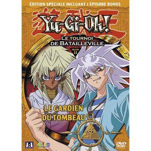 Yu-Gi-Oh ! - Saison 2 , Volume 11 : Le Tournoi De Batailleville : Le Gardien Du Tombeau