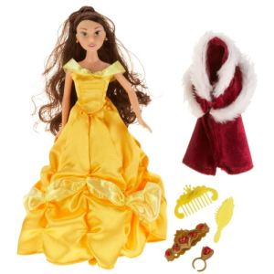 Simba Toys Poupée Belle - Disney Princesse