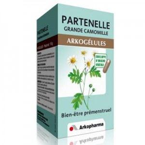 Arkopharma Arkogélules Partenelle grande camomille - Bien-être prémenstruel
