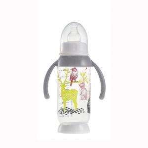 Beaba Biberon à poignées Bunny 240 ml