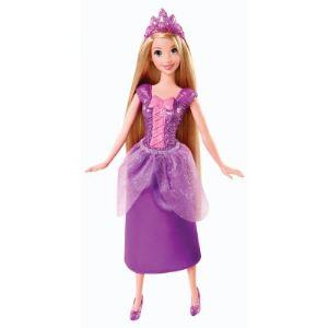 Mattel Disney Princesse paillettes : Raiponce