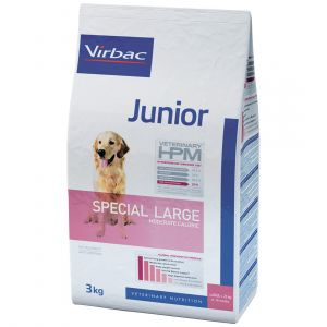 Virbac Junior Dog Special Large - Sac 12 kg