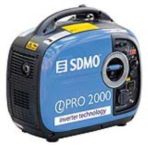 SDMO Inverter Pro 2000 - Groupe électrogène 2000W