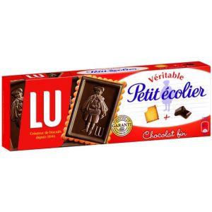 Lu Petit écolier - Véritables gâteaux au chocolat noir (150g)