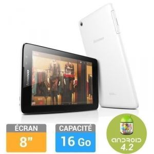 """Lenovo Tab 2 A8-50 16 Go - Tablette tactile 8"""" sur Android"""