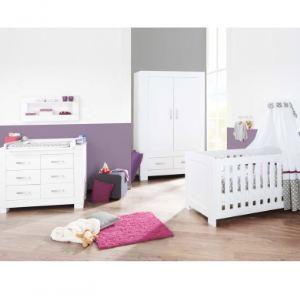 Pinolino 103413B - Chambre bébé complète Ice