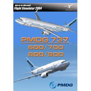 PMDG 737 600/700/800/900 - Extension pour Flight Simulator 2004 sur PC