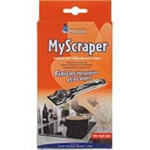 Indesit MyScraper C00090607 - Grattoir pour table de cuisson vitrocéramique