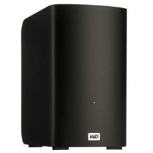 "Western Digital WDBUWZ0020JBK - Disque dur externe My Book VelociRaptor Duo 2 To 3.5"" Thunderbolt"