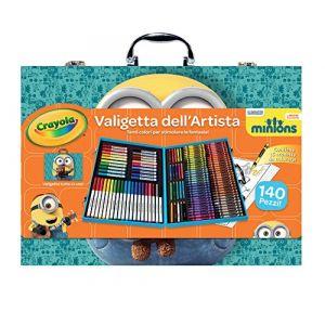 Crayola Mallette de l'artiste Minions
