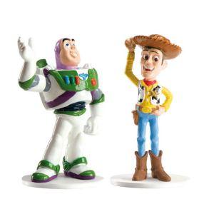 Figurine Toy story Buzz l'éclair pour décoration de gâteaux (7.5 cm)
