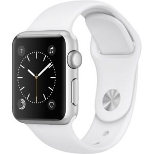 Apple Watch 38 mm - Montre connectée boîtier alu Bracelet Sport