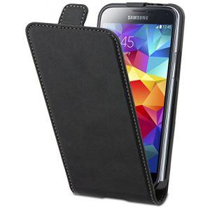 Muvit MUSLI0496 - Étui slim pour Samsung Galaxy S5 Mini