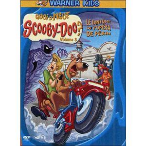Quoi d'neuf Scooby-Doo ? - Volume 3 : Le Fantôme de l'Opéra de Pékin