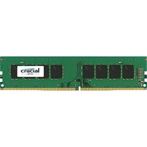 Crucial CT25664BA160B - Barrette mémoire 2 Go DDR3 1600 MHz CL11 DIMM 240 broches