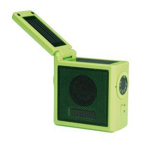 Clip Sonic RA1029 - Radio FM énergie solaire ou USB