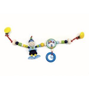 Hess-Spielzeug Chaîne de landau Chevalier