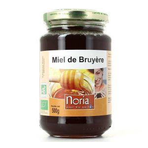 Noria Miel de Bruyère BIO Espagne 500g