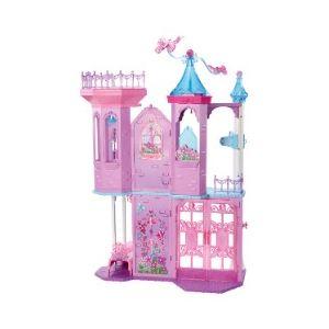 Mattel Barbie Mariposa - Le palais de cristal