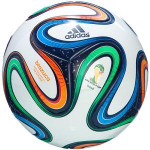 Adidas G73622 - Ballon de football Brazuca Top Replique - Taille 5