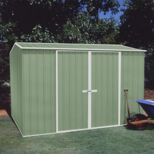 Foresta Absco AB 3030.02 - Abri de jardin en métal 8,76 m2