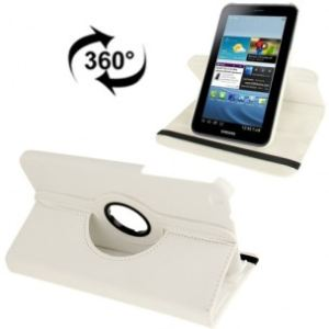 """LambeMu S3N3-SCS-1598 - Housse support 360° pour Samsung Tab 3 8"""""""