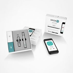 Smokio Kit mini - Cigarette électronique intelligente et connectée