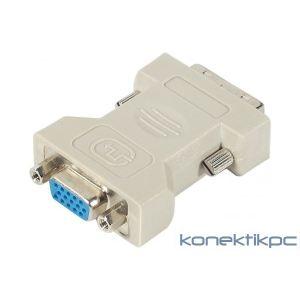581450 - Adaptateur DVI-I Male/HD15 Femelle