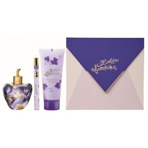 Lolita Lempicka Le Premier Parfum - Coffret eau de parfum, vapo de sac et lait parfumé