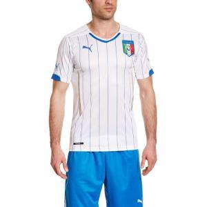 Puma 744291-02 - Maillot de foot extérieur Italie Coupe du Monde 2014 homme