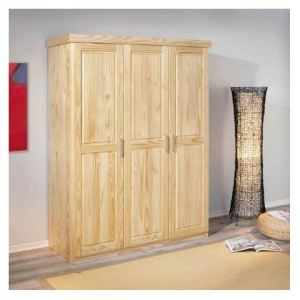 armoire dressing 140 cm comparer 230 offres. Black Bedroom Furniture Sets. Home Design Ideas