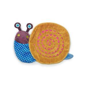 Oops Doudou plat My nap friend Escargot