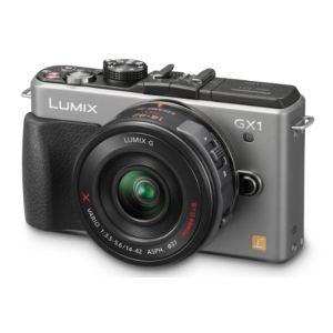 Panasonic Lumix DMC-GX1 (avec objectif 14-42mm)
