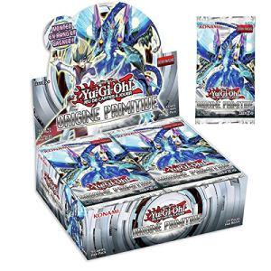 Konami Cartes à collectionner Yu-Gi-Oh! : Booster origine primitive