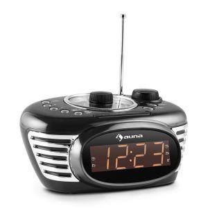 Auna RCR-56 - Radio réveil rétro