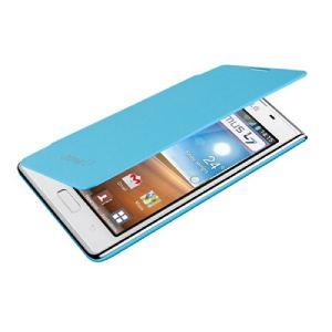 Kwmobile 15777 - Etui de protection à rabat pratique et chic pour LG Optimus L7 P700
